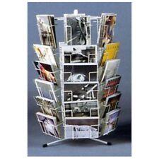 Espositore Porta Cartoline 10x15 cm da Banco con 36 tasche