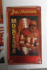 1993 Joe Montana Kansas Ciudad Chiefs, Marcus Allen, Derrick Thomas &Otros