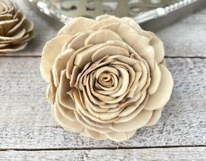 """One Dozen Skin New Beauty 3"""" Sola Wood Flower"""