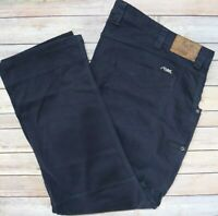Mountain Khakis Men's Classic Fit Pants Size 52 x 32 Navy Blue