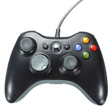 Hot Black Wired USB Gamepad Joystick Joypad Controller for Xbox 360 Console & PC