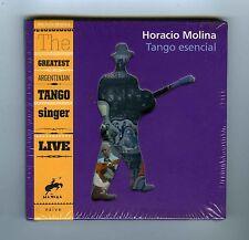 CD (NEW)  HORACIO MOLINA TANGO ESENCIAL