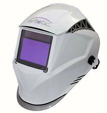Wff 4 Sensors Auto Darkening Weldinggrinding Helmet Din 4 13 Hood Big View