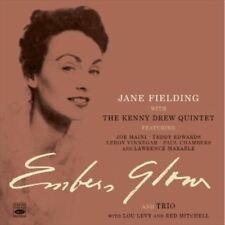 JANE FIELDING/COMPLETE RECORDINGS - EMBERS GLOW - JAZZ TRIO FOR VOICE, PIANO...