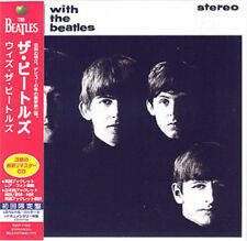 BEATLES - WITH THE BEATLES ( REMASTERED MINI LP AUDIO CD with OBI )