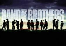 Band Of Brothers 80s 90s Poster Tv Movie Photo Poster |24 by 36 inch| 1