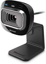 MICROSOFT LifeCam HD-3000 Webcam Widescreen - Microphone - Fixed Focus