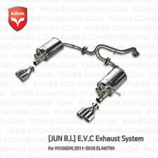 E.V.C Exhaust System for HYUNDAI 11 12 13 14 15 16 ELANTRA [JUN B.L]