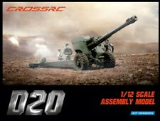 CROSS-RC Howitzer 152mm Kanone in 1:12