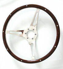 """Moto-Lita AC Cobra 6 Bolt 15"""" Classic Replacement Steering Wheel Mustang Shelby"""