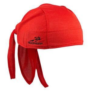 Headsweats Coolmax Classic Clothing Bandana H/s Red 14