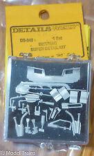 Details West HO #340  EMD SD70MAC Super Detail Kit
