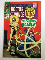 Strange Tales #158, VF 8.0, 1st Full Living Tribunal; Dr. Strange, Nick Fury