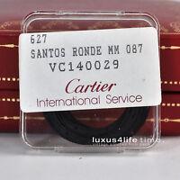 Cartier Santos RONDE MM Quarz Bodendichtung Neu original, 27mm rund