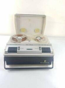 Vintage GRUNDIG De Luxe TK 18L Reel to Reel Tape Recorder( SERVICED )
