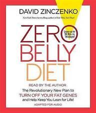 NEW Zero Belly Diet: Lose Up to 16 lbs. in 14 Days! by David Zinczenko