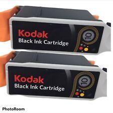 Kodak 10B Black Ink Cartridges 2 pack Genuine (8240236) Sealed