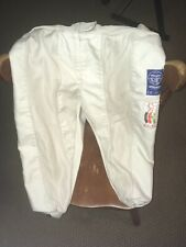 Used Uhlmann Fie Fencing pants Size: 50 Right Handed