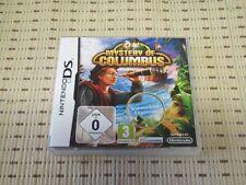 Mystery of Columbus für Nintendo DS, DS Lite, DSi XL, 3DS