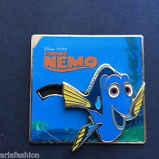DLRP Paris - Dory Slider Finding Nemo Disney Pin 25437