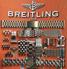 Almost Every Breitling Maillon de Montre en Stock - Tout Authentique. Lire Liste