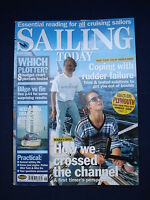 Sailing today - June 2001 - Legend 290 - Southerly 100 - Cross the Channel