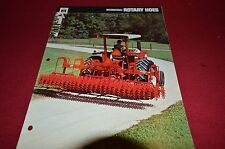 International Harvester Rotary Hoes Dealer's Brochure DCPA AD-3833-Z3