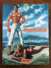 """""""BEEFCAKE The Muscle Magazines of America 1950-1970"""" Paperback Male Erotica"""