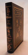 EASTON PRESS BASEBALL HALL OF FAME: MEN AT WORK - GEORGE WILL - COLLECTOR'S ED