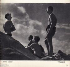 Héliogravure  - 1935 - Karl Oeser - Weekend