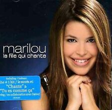 FREE US SHIP. on ANY 2 CDs! NEW CD Marilou: La Fille Qui Chante Import