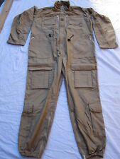 Coverall ,AFV Crewman, Desert, Flame Retardent,Gr.180/96 (M) Panzerkombi khaki