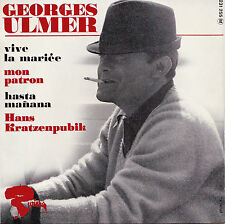 GEORGES ULMER VIVE LA MARIEE FRENCH ORIG EP CLYDE BORLY