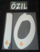 Authentic official Real Madrid Flock Özil für adidas Away Trikot 2013-2014