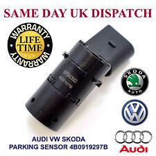 4 x AUDI A4 A6 A8 VW SKODA FRONT AND REAR PDC PARKING SENSOR 4B0919275B