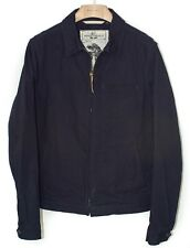 Rogue Territory RGT Indigo Selvedge Canvas Ranger Jacket, Size Large