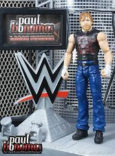 LOOSE DEAN AMBROSE BATTLE PACKS 43B WWE MATTEL ACTION FIGURE FREE SHIPPING!!!