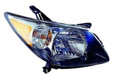 Headlight Assembly Front Right Maxzone 336-1113R-AC2 fits 2003 Pontiac Vibe