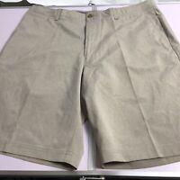 "Jack Nicklaus Mens Gray Golfing Athletic Shorts Size 36 ""F"""