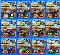 Mattel Hot Wheels / MonsterTrucks  Serie  / Auswahl an Cars