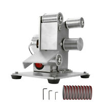 Multifunctional Grinder Mini Electric Belt Sander DIY Polishing Grinding W1O2