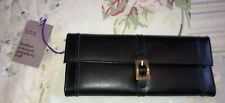 Marks And Spencer Leather Covered Jewelery Roll