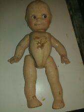 """Vintage 12"""" Composition Kewpie Doll. For Restoration"""