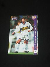 GALDAMES TFC TOULOUSE FC Carte football card FRANCE FOOT DS 1998-1999 panini