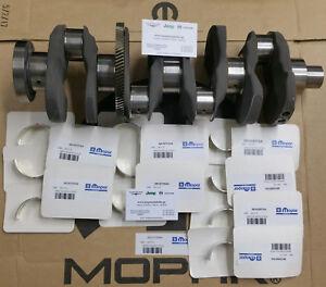 MOPAR KIT crankshaft and bearings Jeep Wrangler 2.8TD CRD 2007-2018 68253758AA