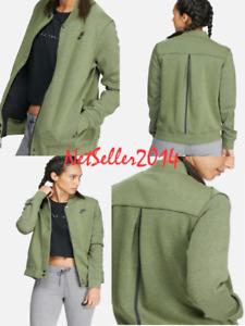 SZ MEDIUM 🆕🔥Nike Destroyer Tech Fleece Pullover Jacket Women's 835544-387 $120