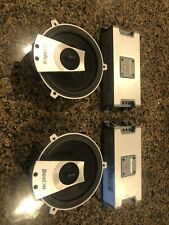 High End Boston Acustics Z6 6 1/2 Component Speakers