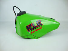 SERBATOIO KAWASAKI KLR 600 - CAFE RACER SCRAMBLER Fuel Tank  benzintank