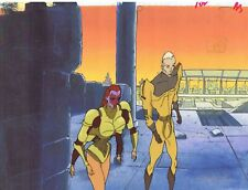 Aeon Flux Original 1990'S Production Cel Mtv Liquid Television - Trevor