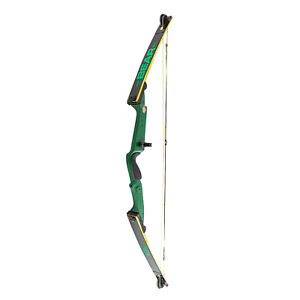 """Vintage Bear Grizzly II Left-Handed Compound Bow 39"""" 45 lb."""